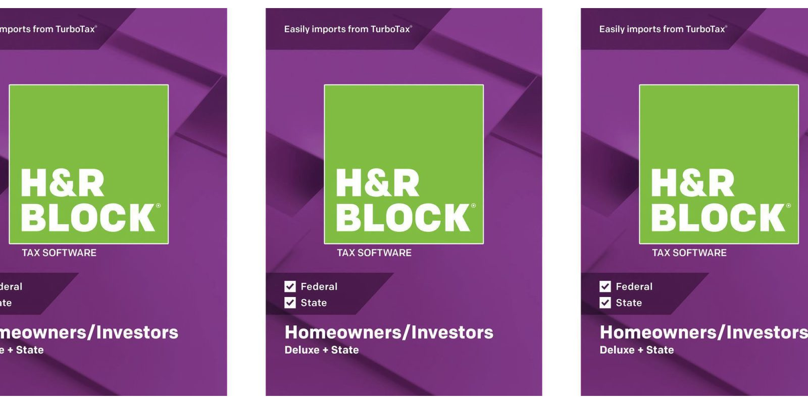 Maximize deductions with H&R BLOCK's Deluxe Tax Software for