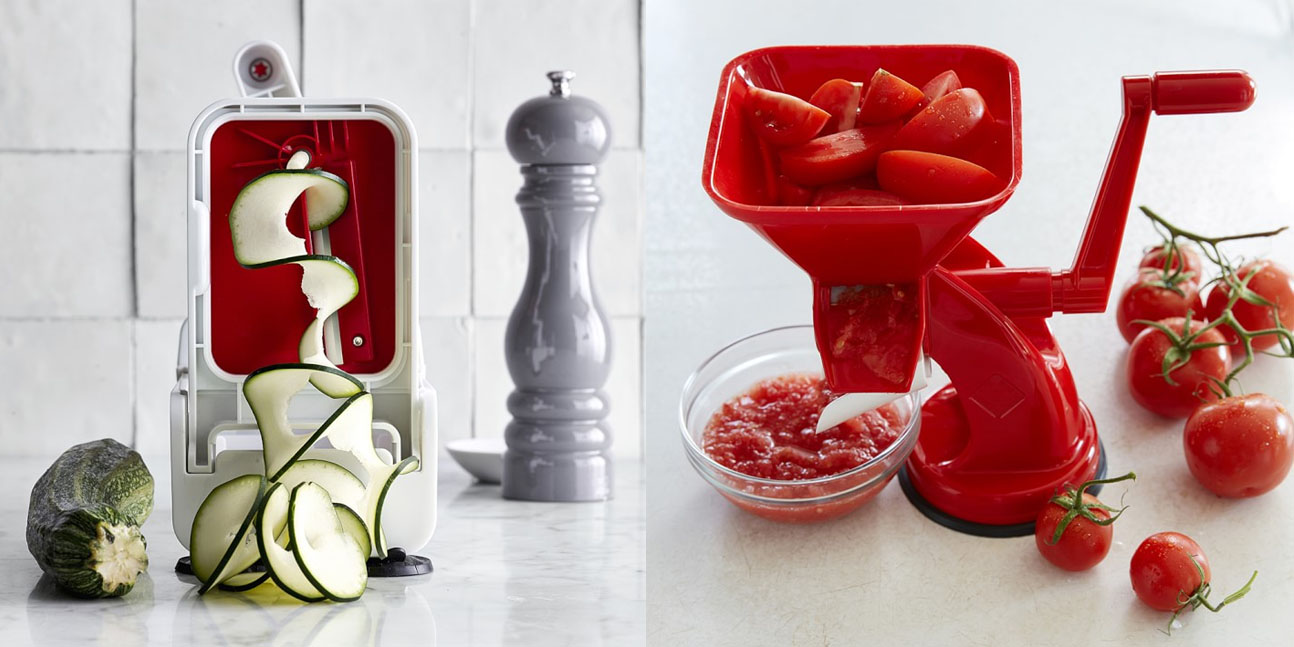 QnA VBage New Year, New Kitchen: These accessories will help you eat clean for under $50