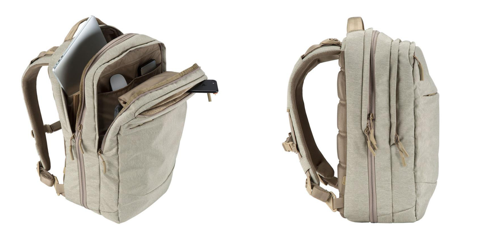 Keep your MacBook and iPad safe w/ an Incase City Commuter Backpack: $58 (over 40% off)