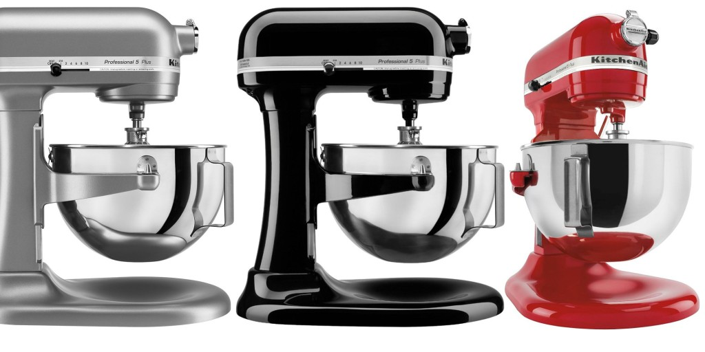 Upgrade To The Kitchenaid Pro 500 Stand Mixer At Up To