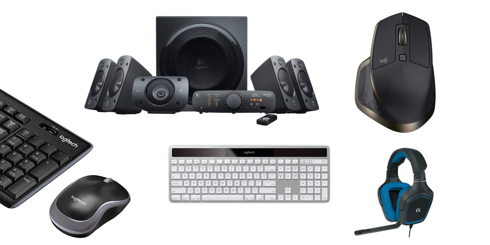 Amazon 1-day Logitech Sale from $14: Mac keyboards, mice, gaming