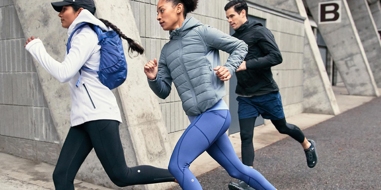 Lululemon upgrades your workout wear with prices from $39: leggings, shorts, tops & more