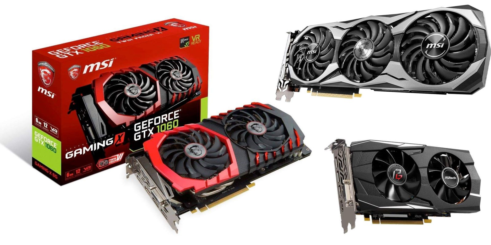 PC Gaming deals: MSI GTX 1060 6GB from $200, MSI RTX 2070
