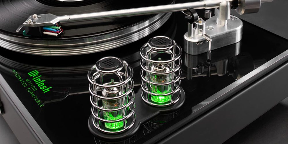 McIntosh Integrated Turntable