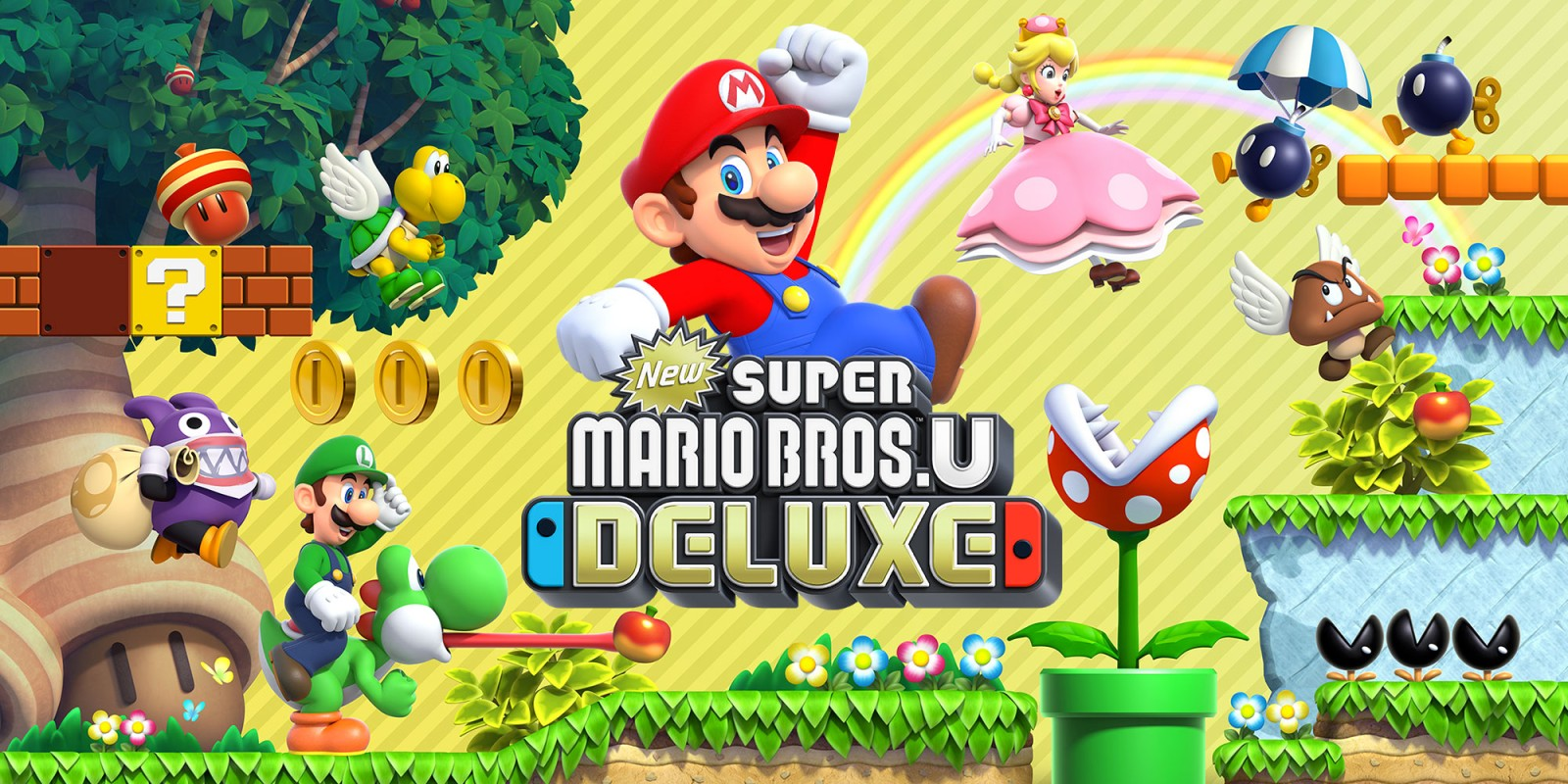 Best Labor Day Game Deals: Super Mario Bros. U $42.50, Sekiro $37.50, many more