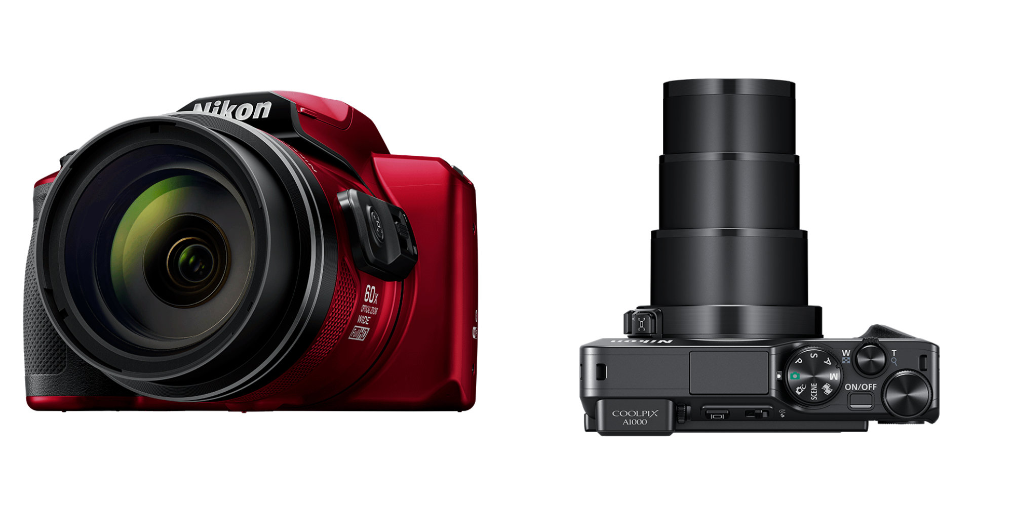 Nikon unveils two affordable COOLPIX Super-Zoom Cameras that reach places your iPhone cannot