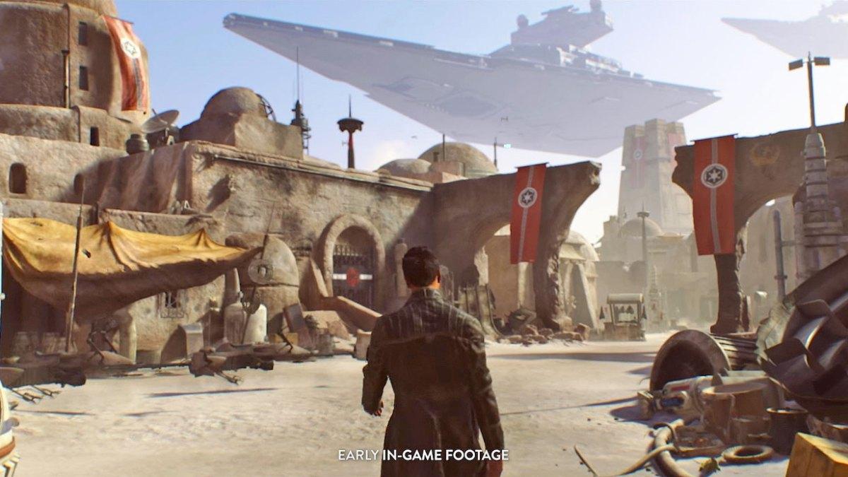 Open-World Star Wars