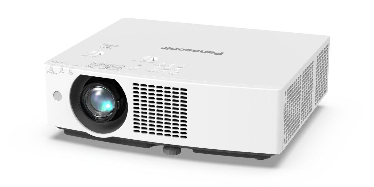 Panasonic portable laser projectors