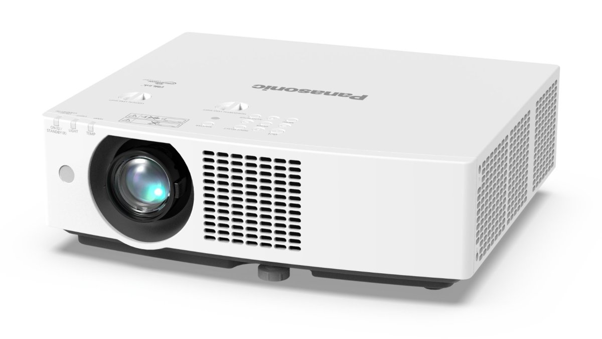 Panasonic portable laser projectors