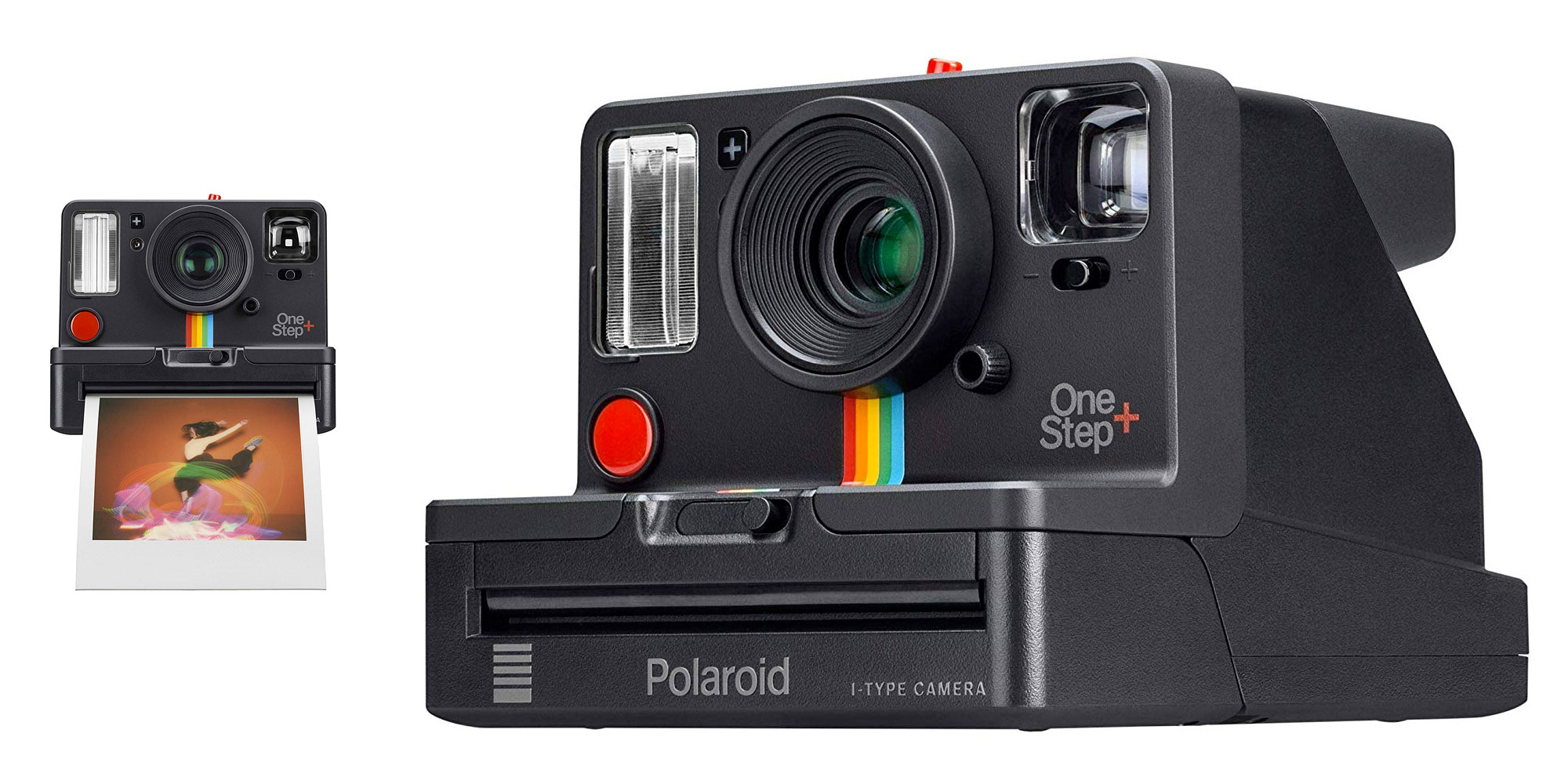 Step back in time w/ Polaroid's new Originals OneStep+ instant camera: $120 (Reg. $160)