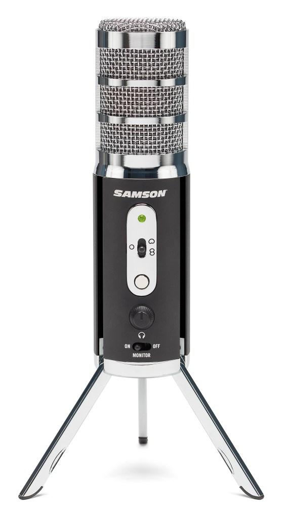 Samson Satellite USB/iOS Broadcast Microphone