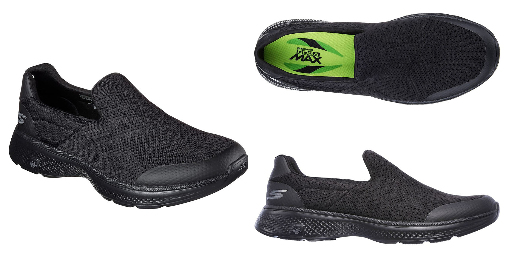 Get walking with Sketchers Men's Performance Shoes for $31.50 shipped (Reg. $40)