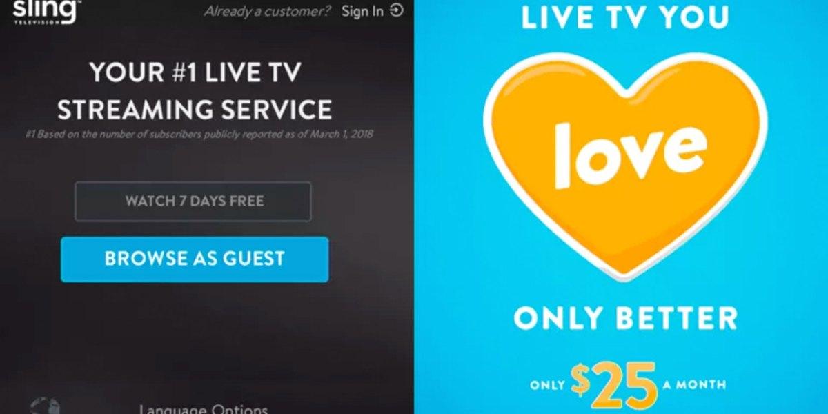 Sling TV Roku Guest Account