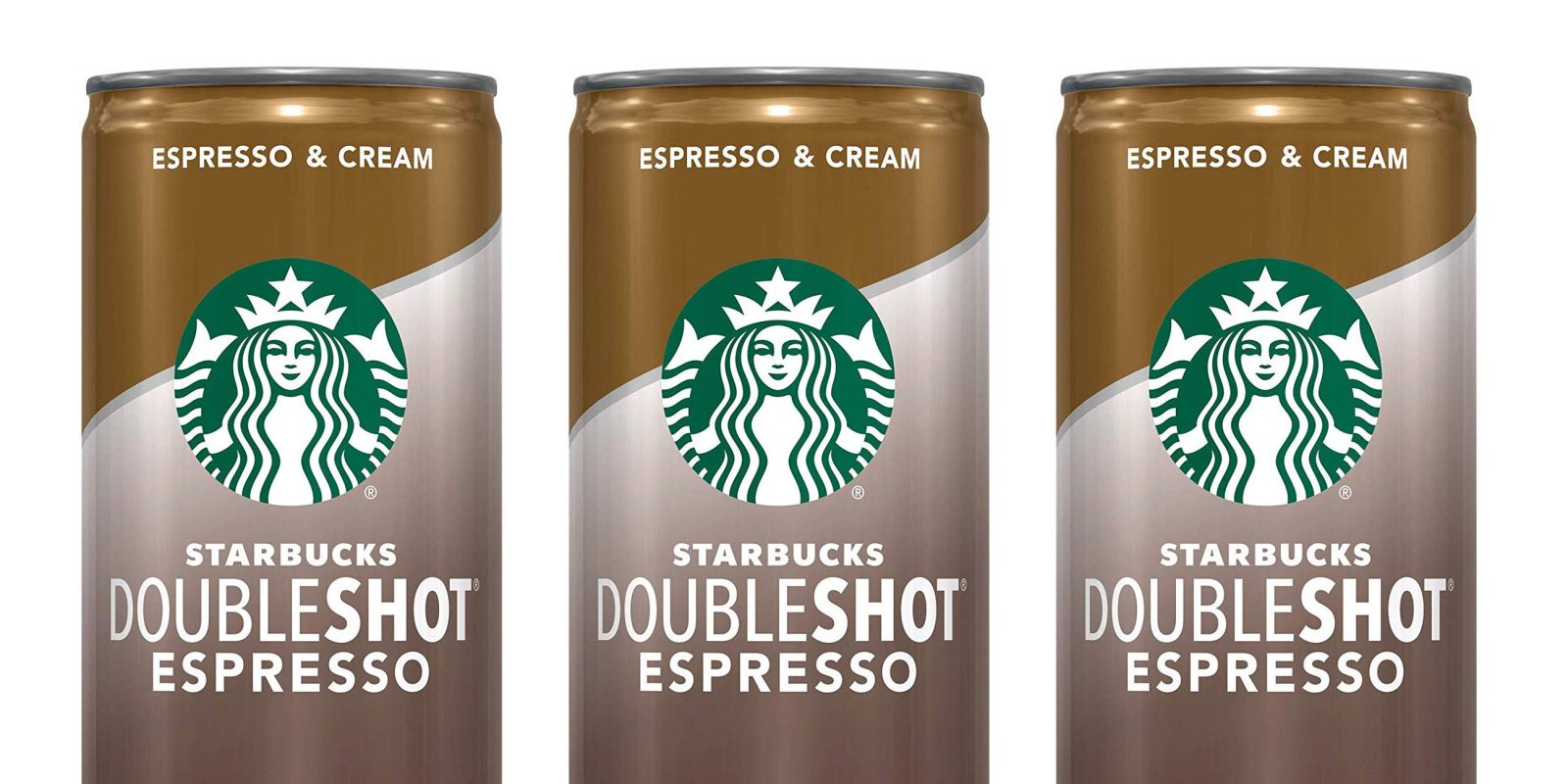Starbucks Doubleshot Espresso Drinks 12 Pack For 12 25