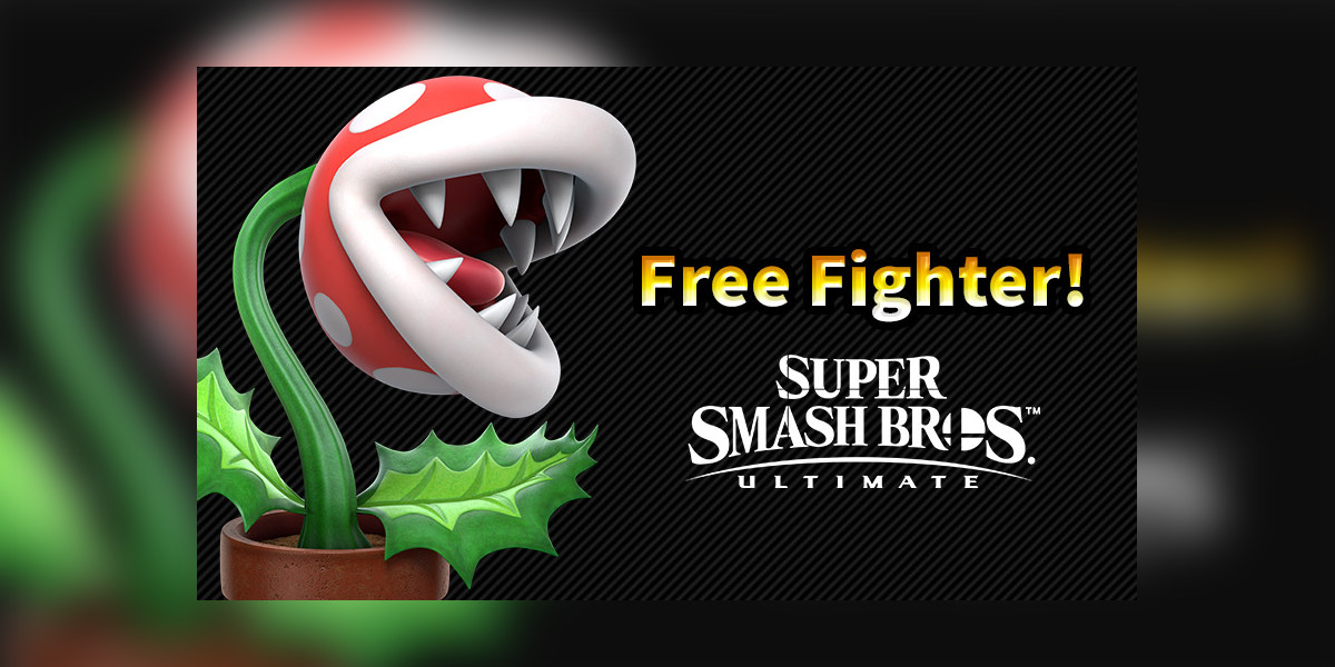 Here's how to get the Super Smash Bros. Ultimate Piranha Plant fighter for FREE