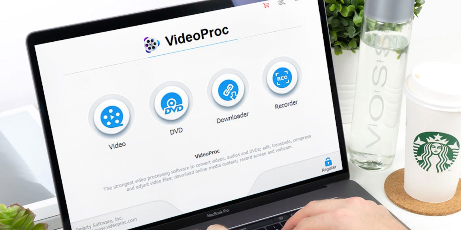 Edit and convert 4K videos at blazing speed with VideoProc, now $20 (Orig. $79)