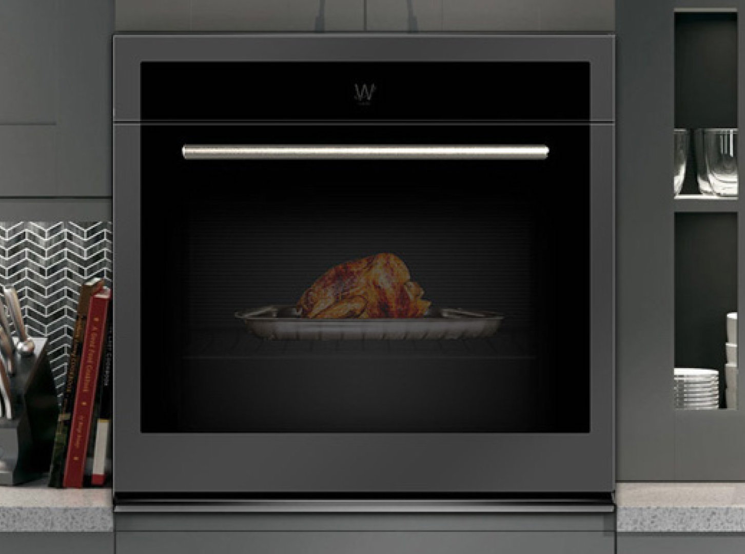 Whirlpool smart countertop oven