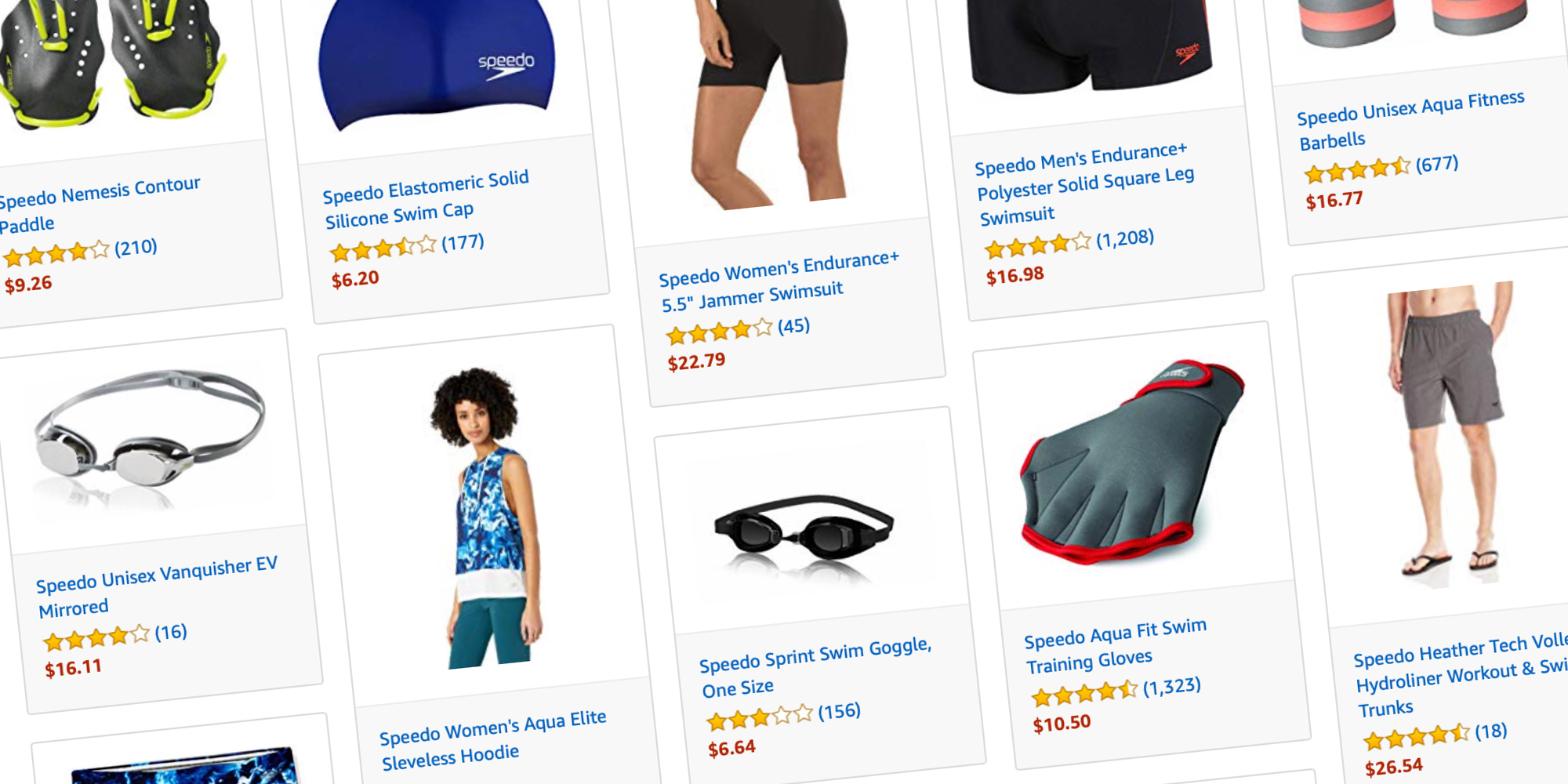 Amazon's Gold Box takes up to 30% off Speedo swimwear and more from $4 shipped