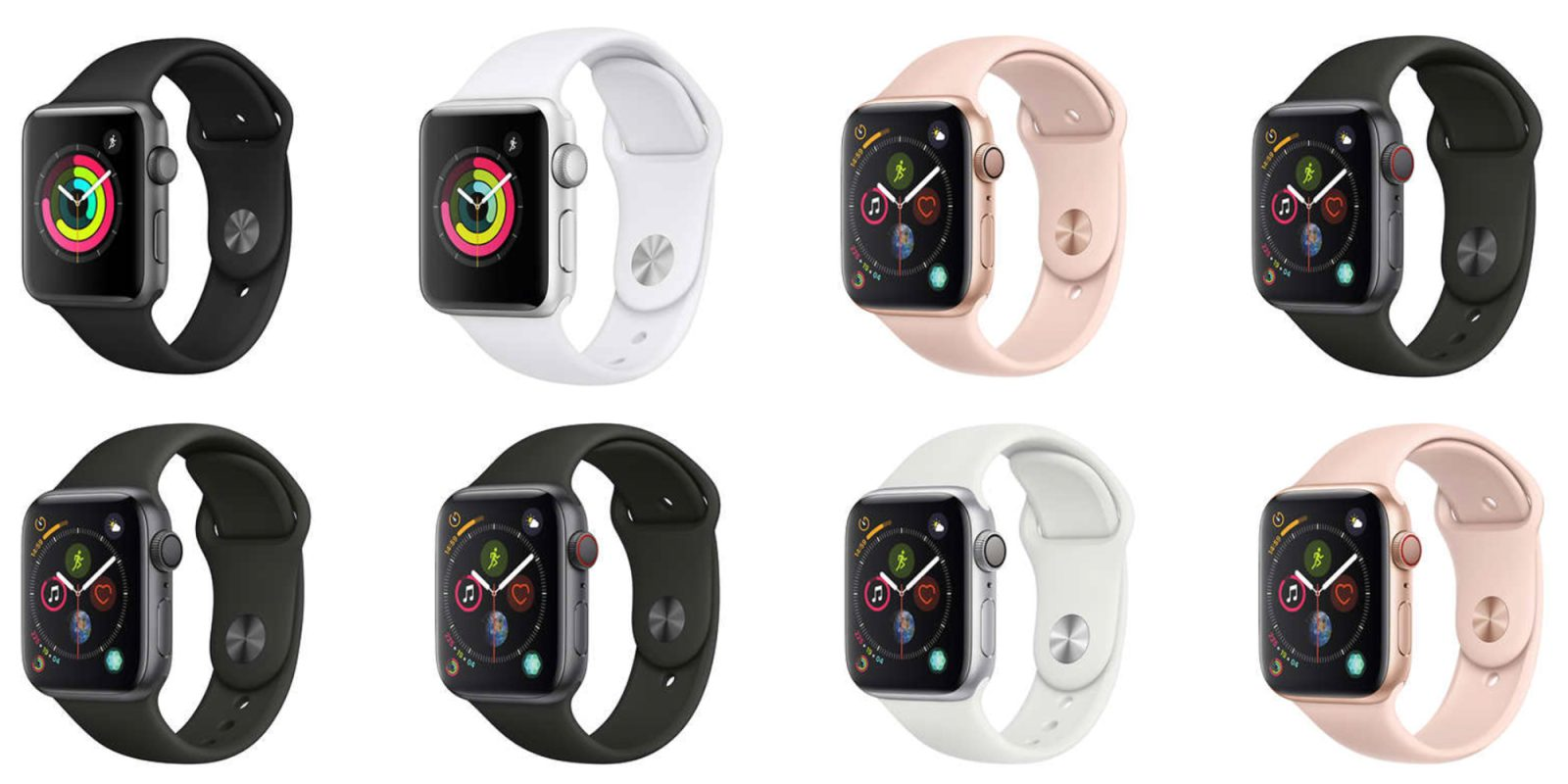 Today only, nearly every Apple Watch Series 4 model is $75 off