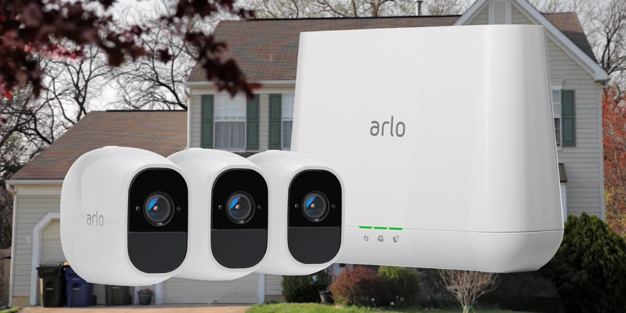 Arlo's $450 Pro 2 Camera System brings home 1080p recording, 7-day Cloud DVR, more (20% off)