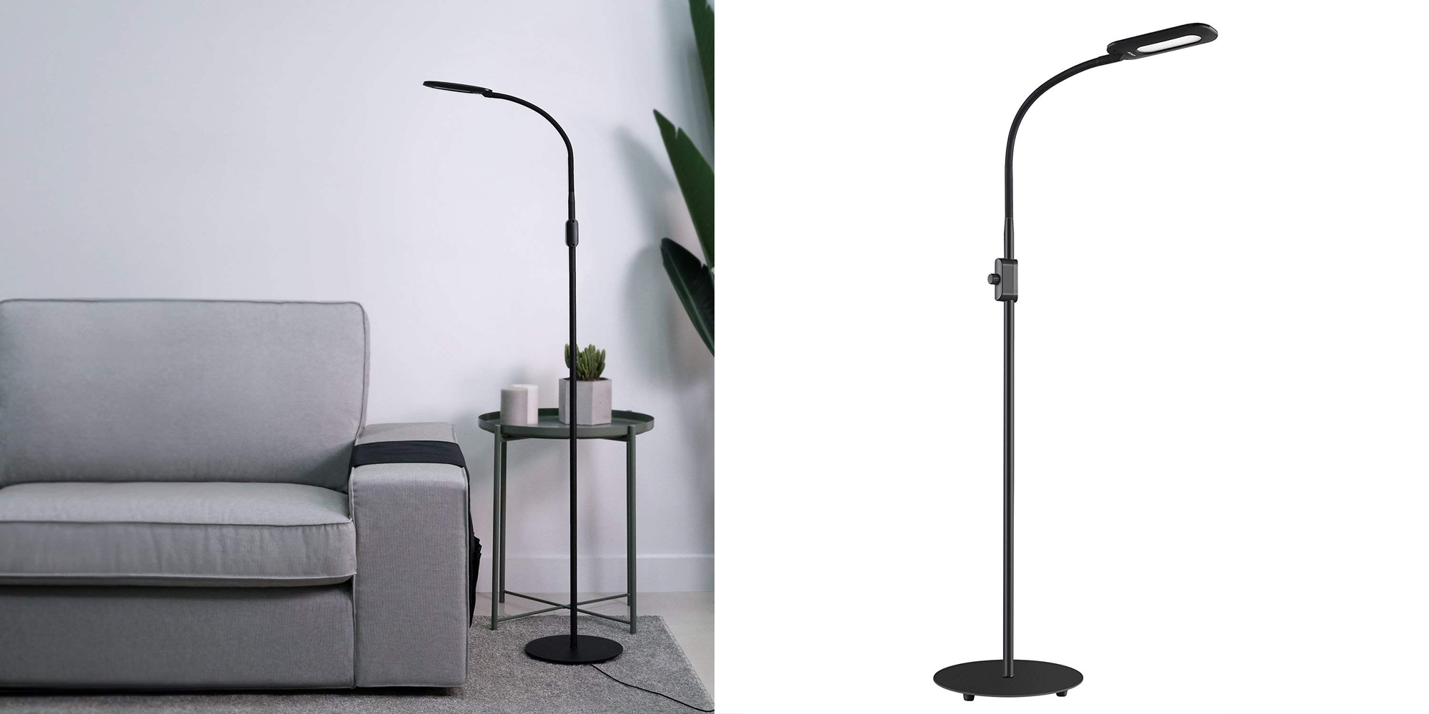 These Aukey Led Gooseneck Floor Lamps Illuminate Your Space Starting At 37 Reg Up To 70 9to5toys