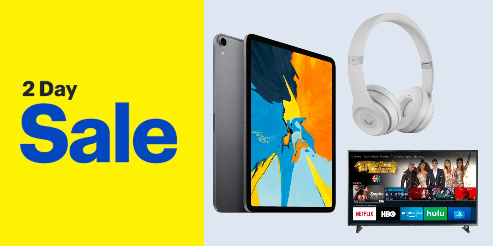 Best Buy s new 2-day sale takes  150 off the latest iPad Pro e552ee909