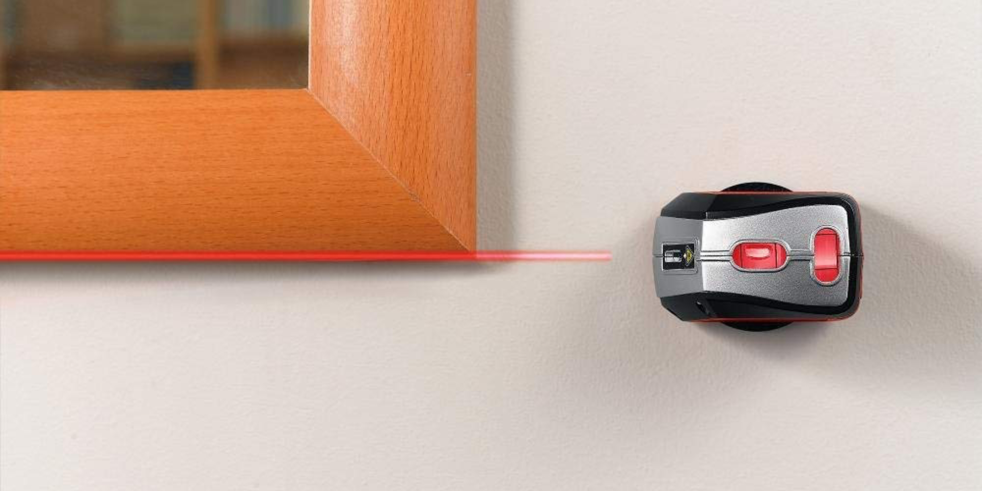 BLACK+DECKER's $11 Laser Level lends a helping hand for home improvement projects (All-time low)