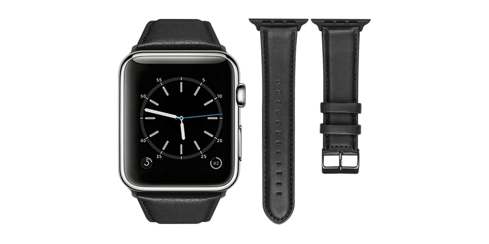 Amazon will sell you a leather Apple Watch band for just  8 (Reg.  15) 49f64283e