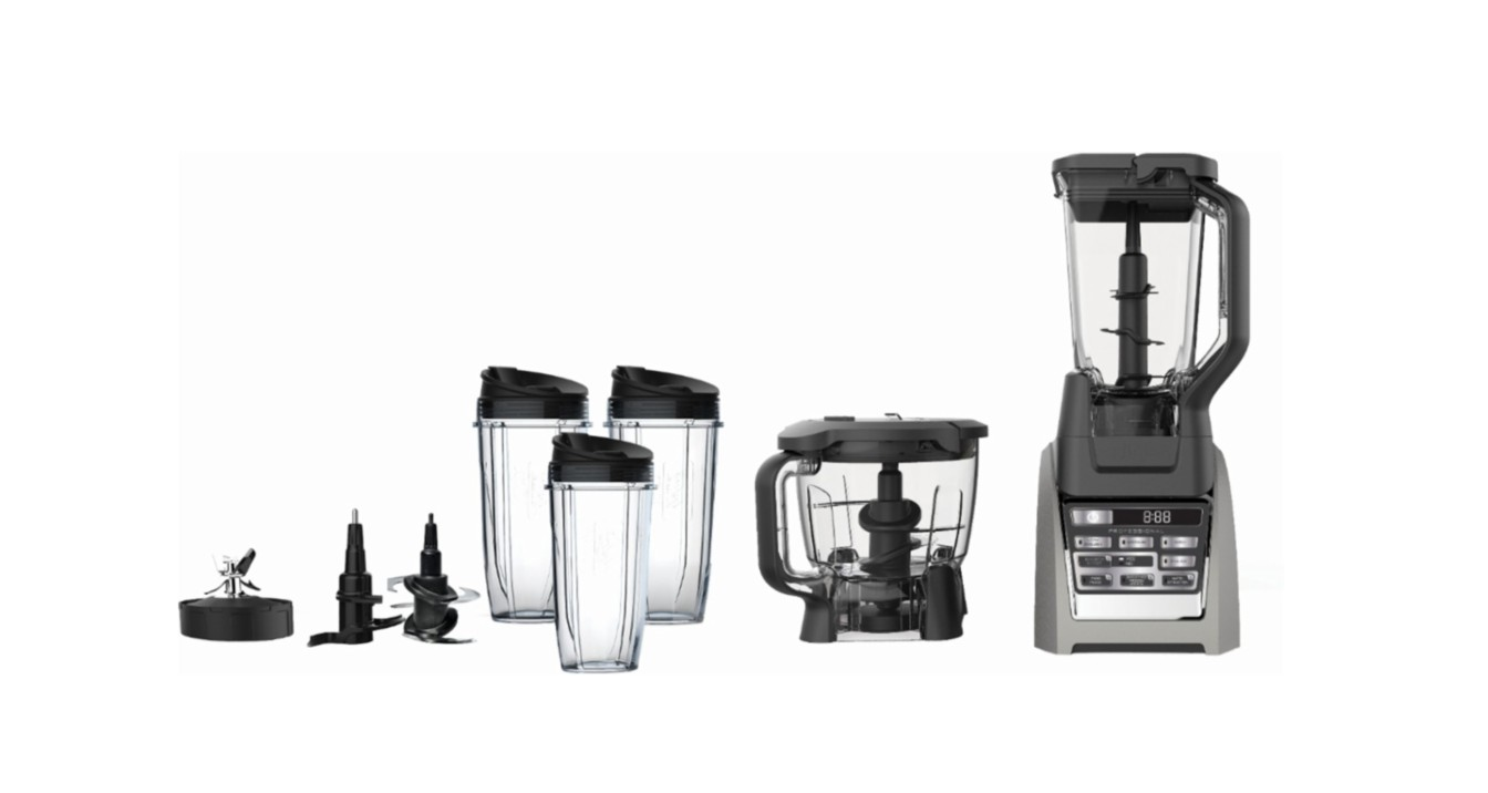 Make the best smoothies ever with the Ninja Auto-iQ