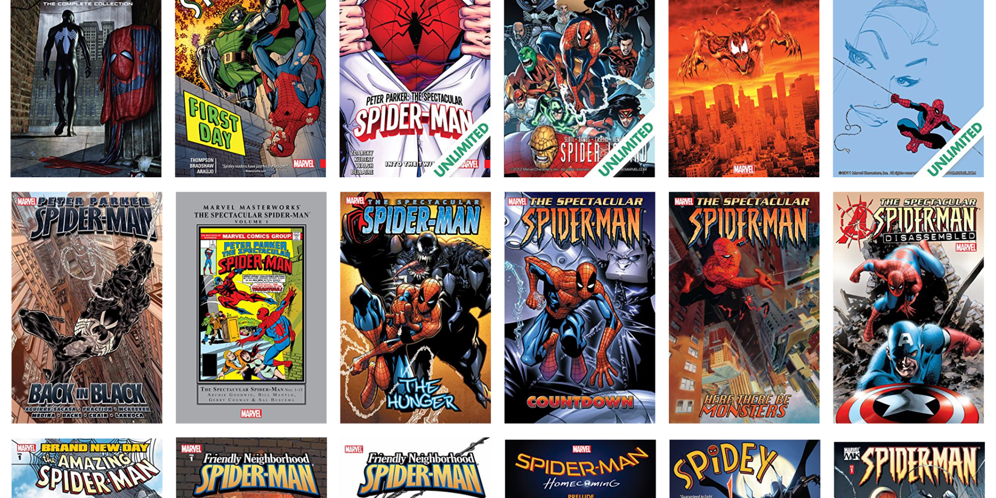 Our savings sense is tingling: ComiXology takes up to 67% off Spider-Man digital comics from $1
