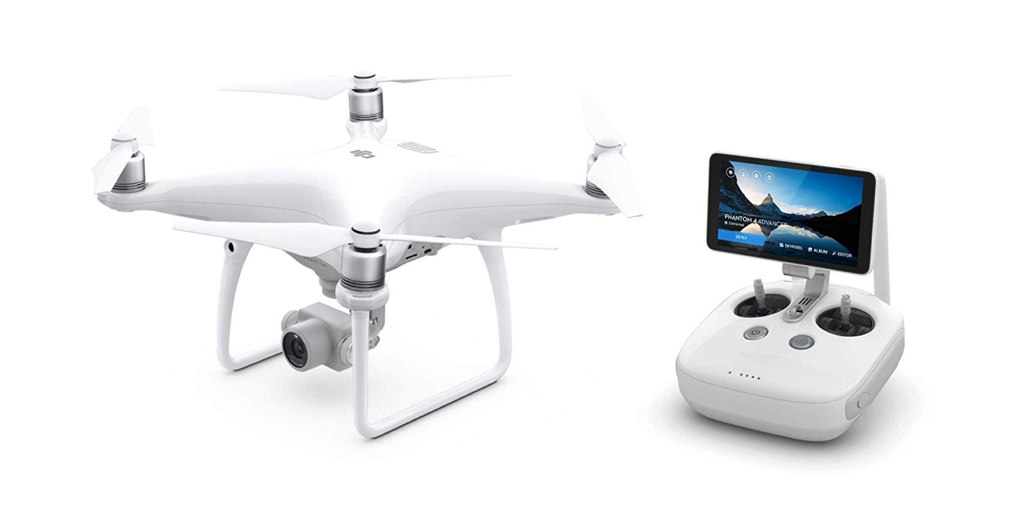 Capture 4K aerial shots w/ DJI's Phantom 4 Advanced+ at its lowest price yet: $1,049 (30% off)