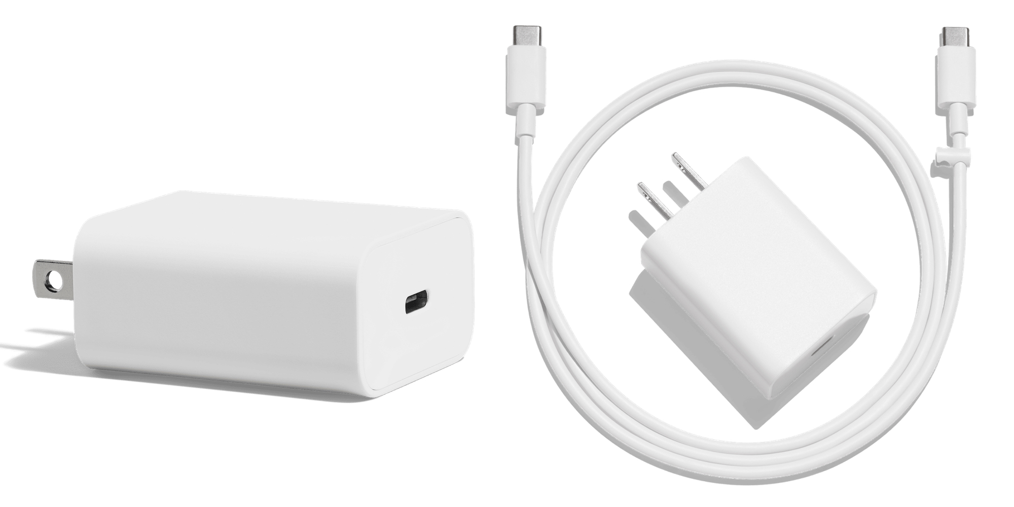 Smartphone Accessories: Google Pixel 18W USB-C Wall Charger $14.50 shipped, more