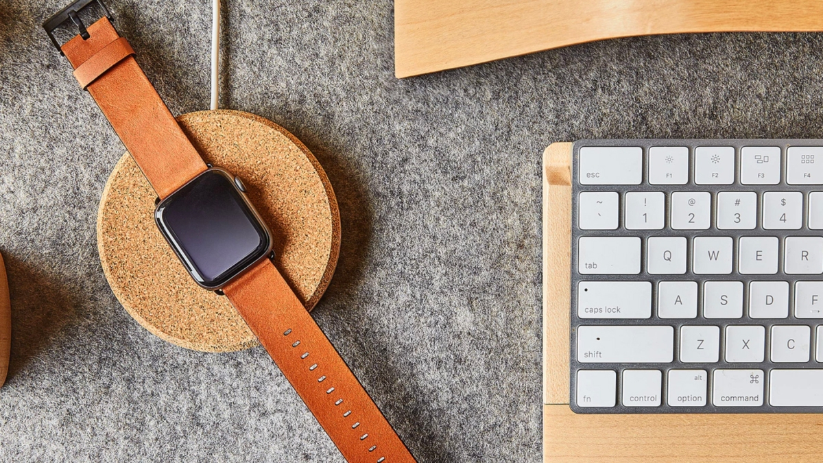 Grovemade Apple Watch Dock