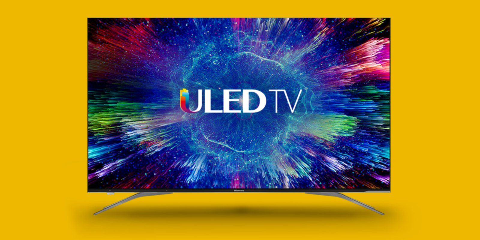 Hisense announces new ULED TVs with Roku and Android TV