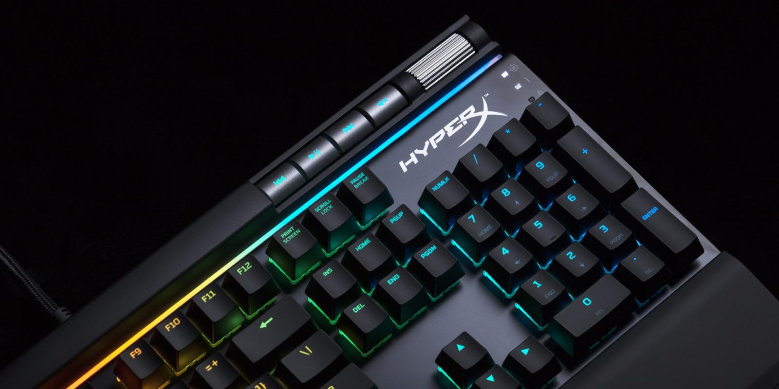 HyperX's feature-packed Alloy Elite Gaming Keyboard drops to $100 ($40 off)