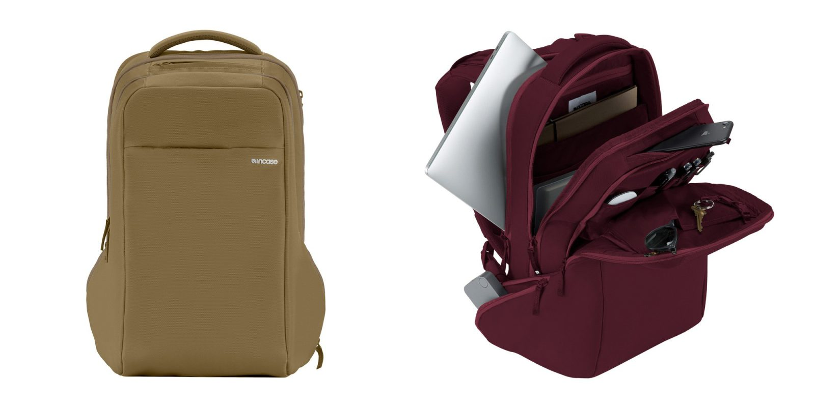 Incase ICON Backpack has storage for a 15-inch MacBook Pro, more