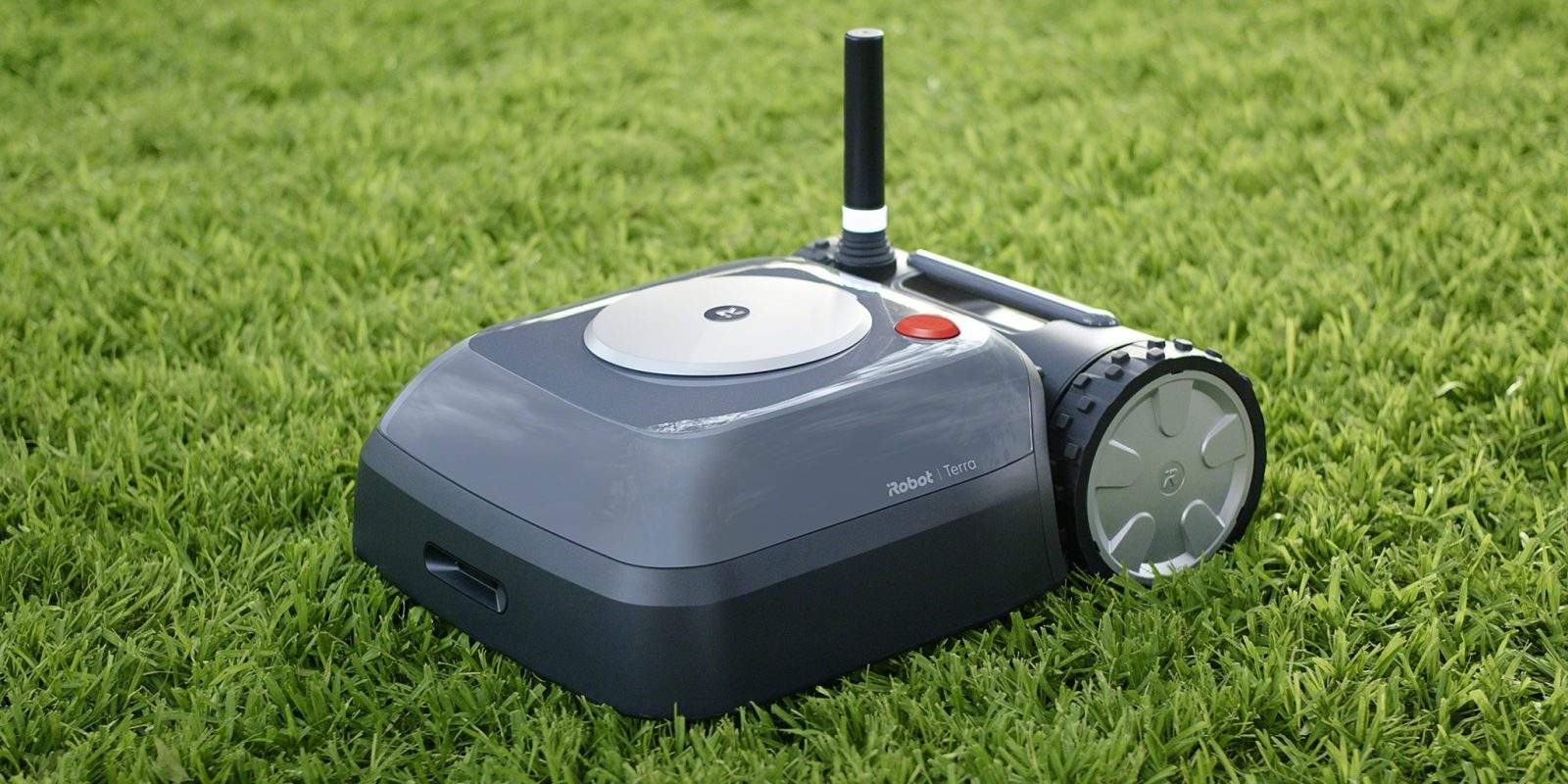 iRobot Terra arrives as the brand's first robotic lawn mower