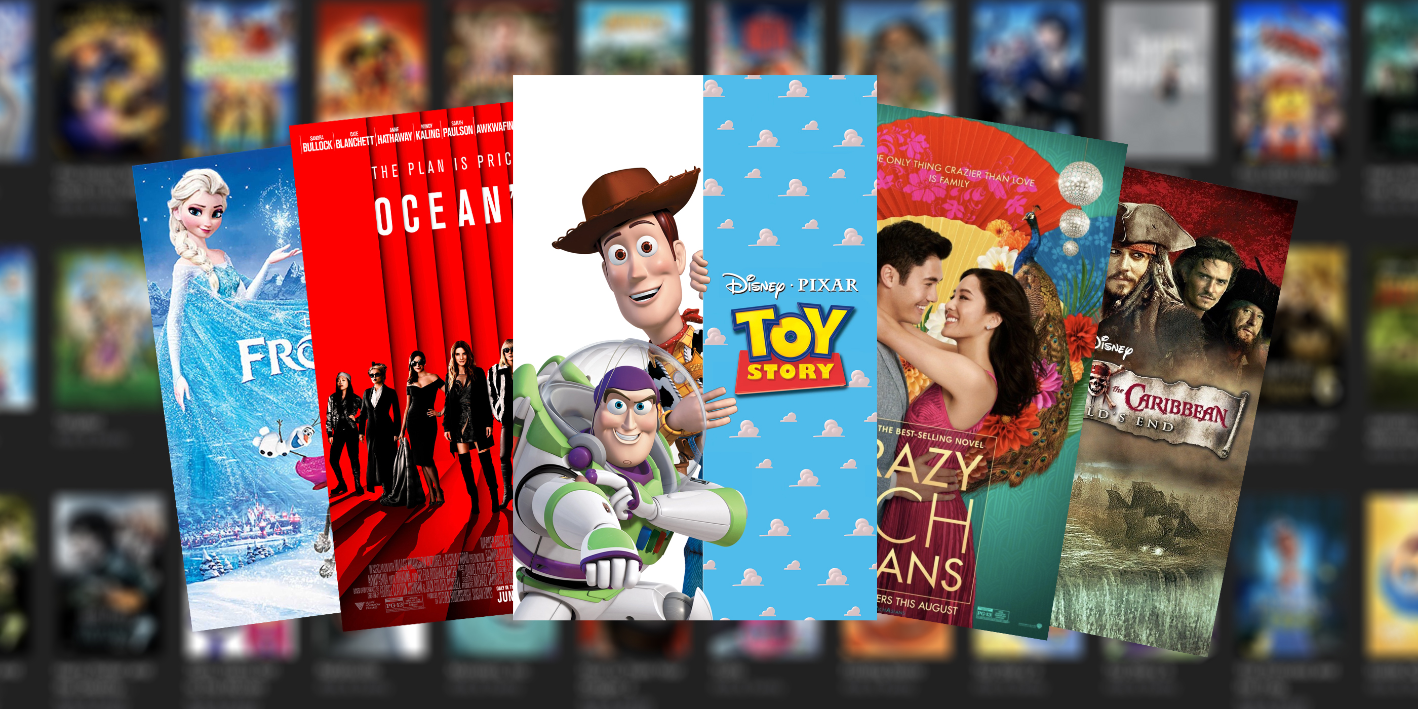 This week's best iTunes movie deals: Disney sale from $10, Action films $5, more