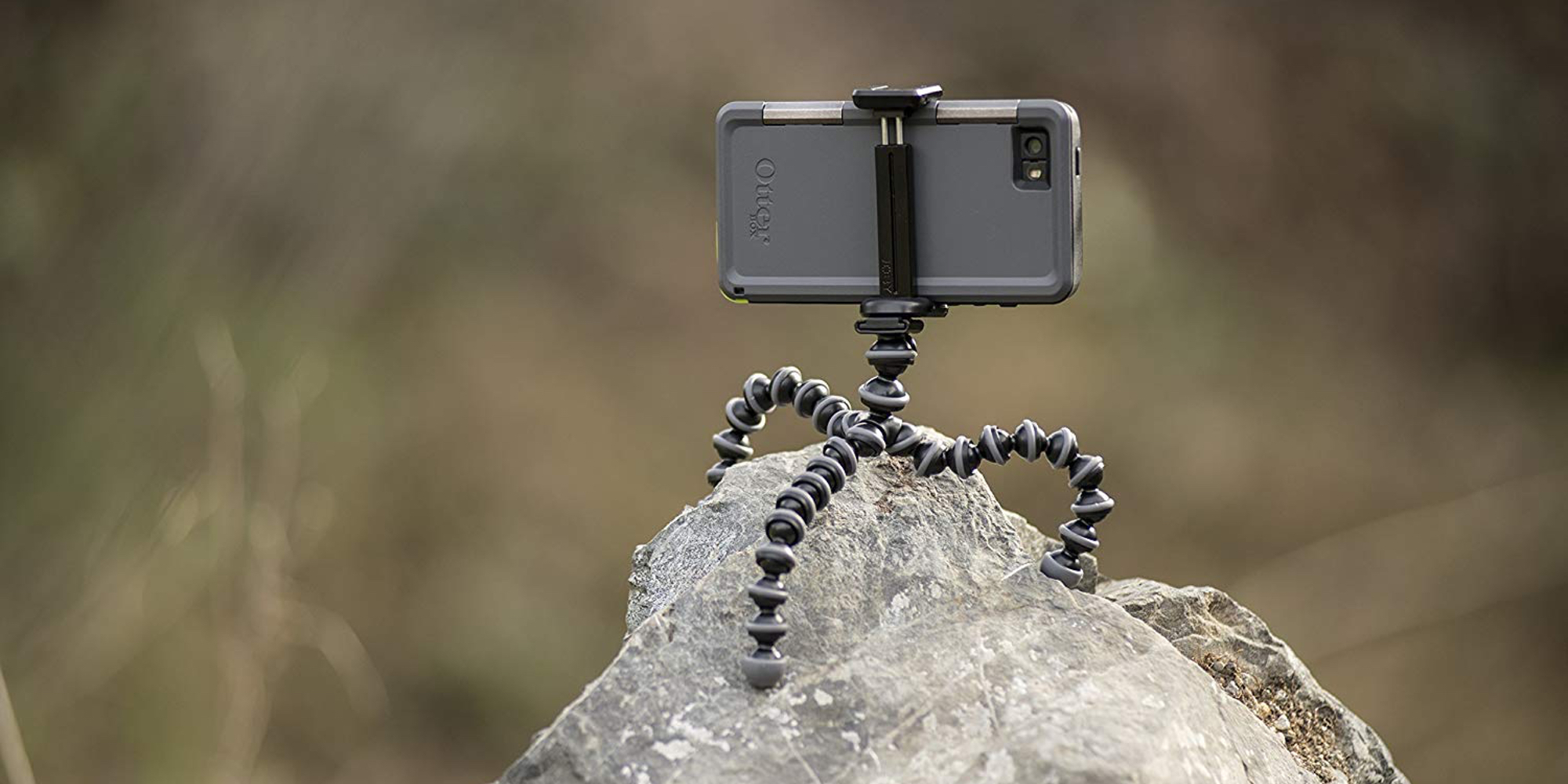 Joby's $15 GripTight XL Gorillapod Stand is essential for iPhone photographers (25% off)