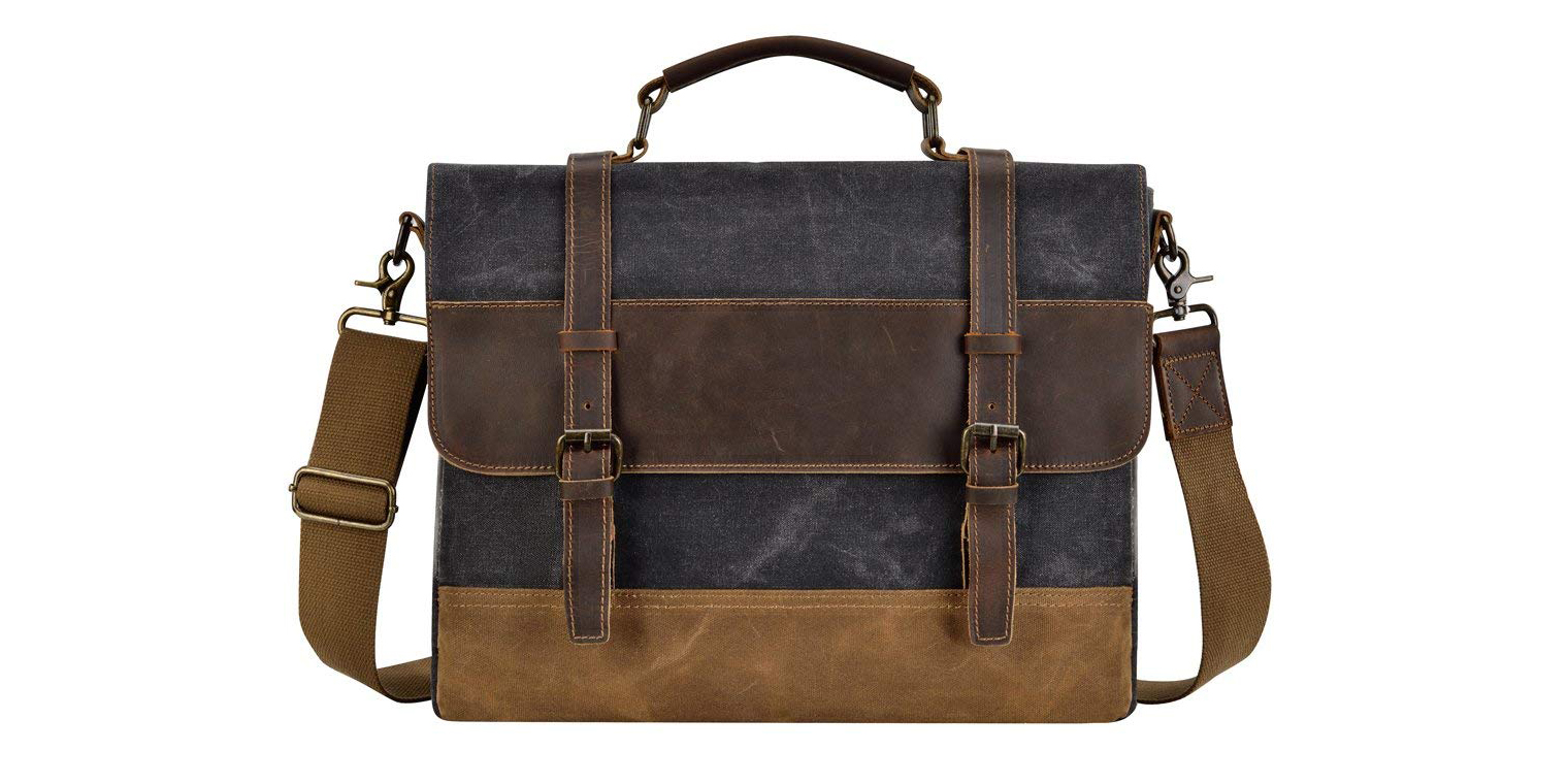 d281684c93f2 Tote your 15-inch MacBook Pro around in this stylish messenger bag for   32.50