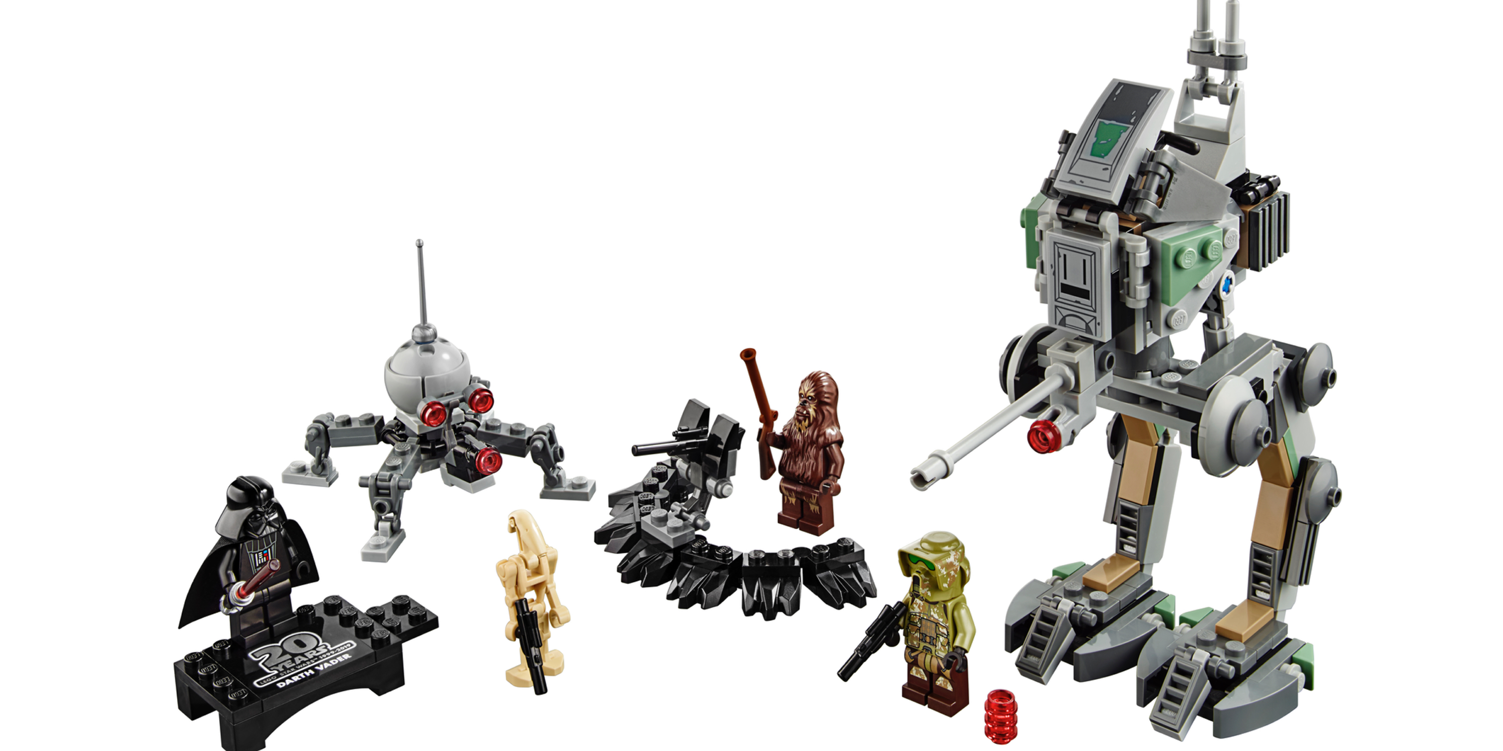LEGO Star Wars 20th Anniversary Clone Scout Walker