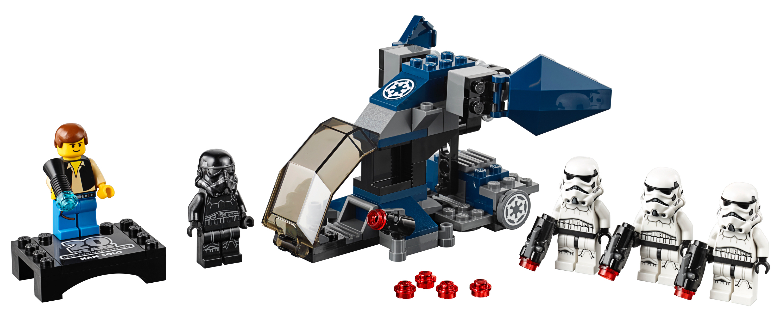 LEGO Star Wars 20th Anniversary Dropship