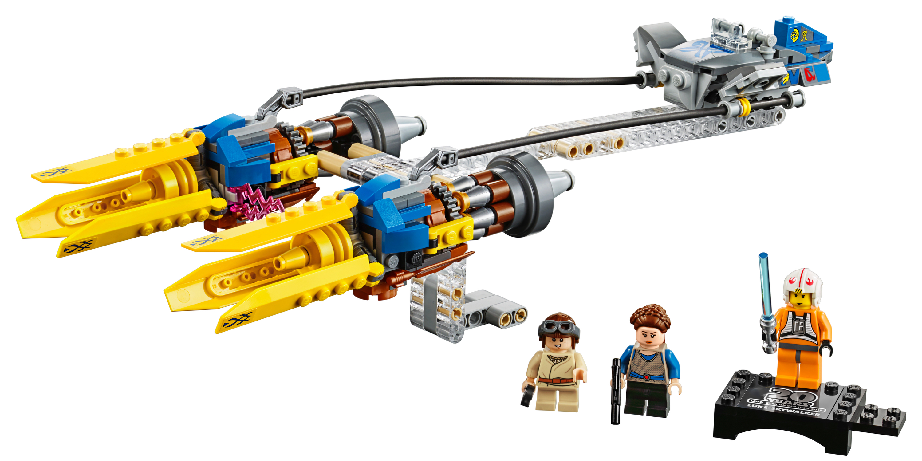 LEGO Star Wars 20th Anniversary Anakin's Podracer