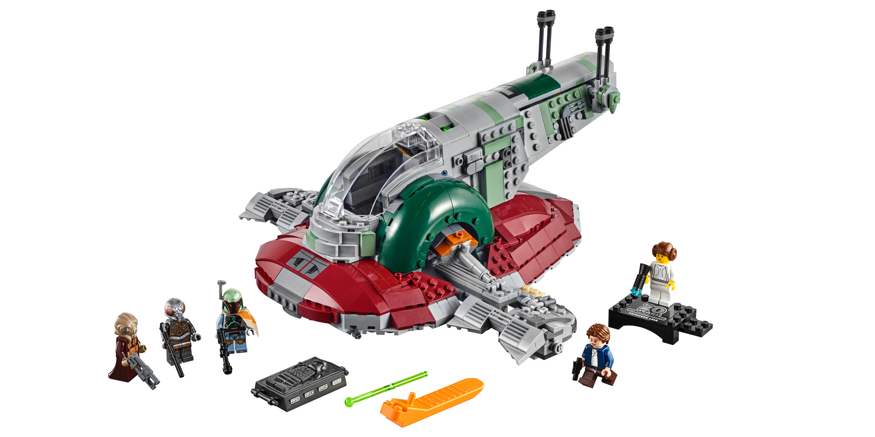 LEGO Star Wars 20th Anniversary Slave 1