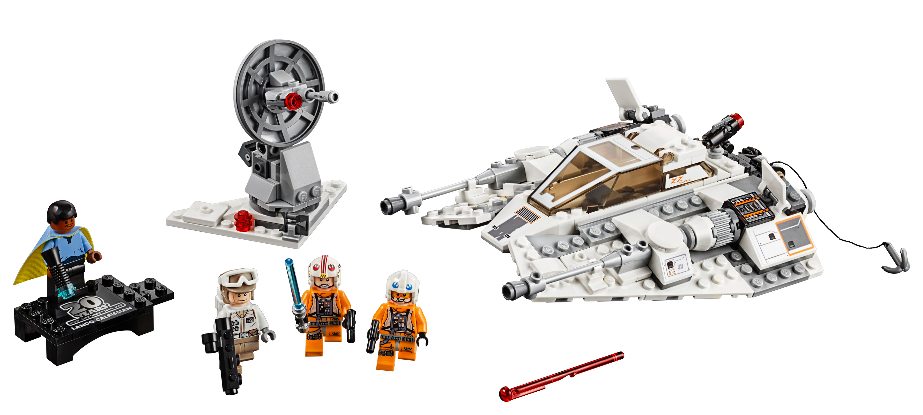 LEGO Star Wars 20th Anniversary Snowspeeder