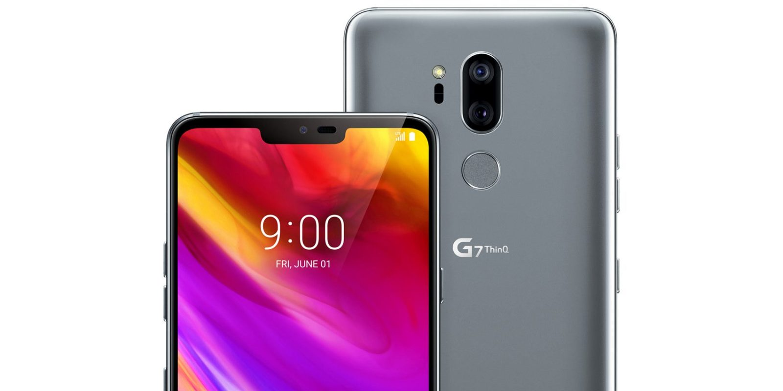 LG's notched G7 ThinQ Android Smartphone hits $395 in