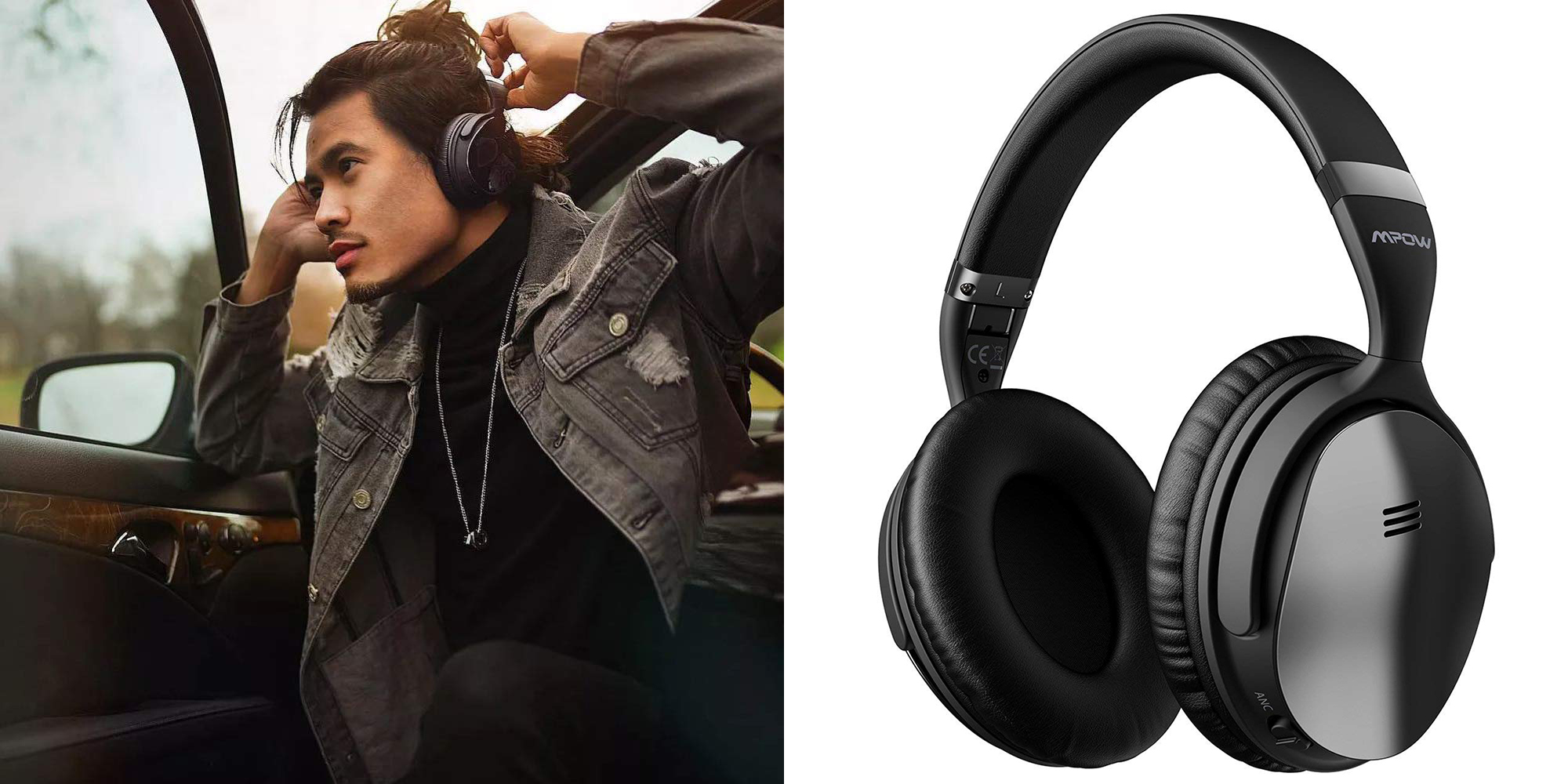 Mpow's latest ANC Wireless Headphones drop to new low at $40 (Reg. $60)