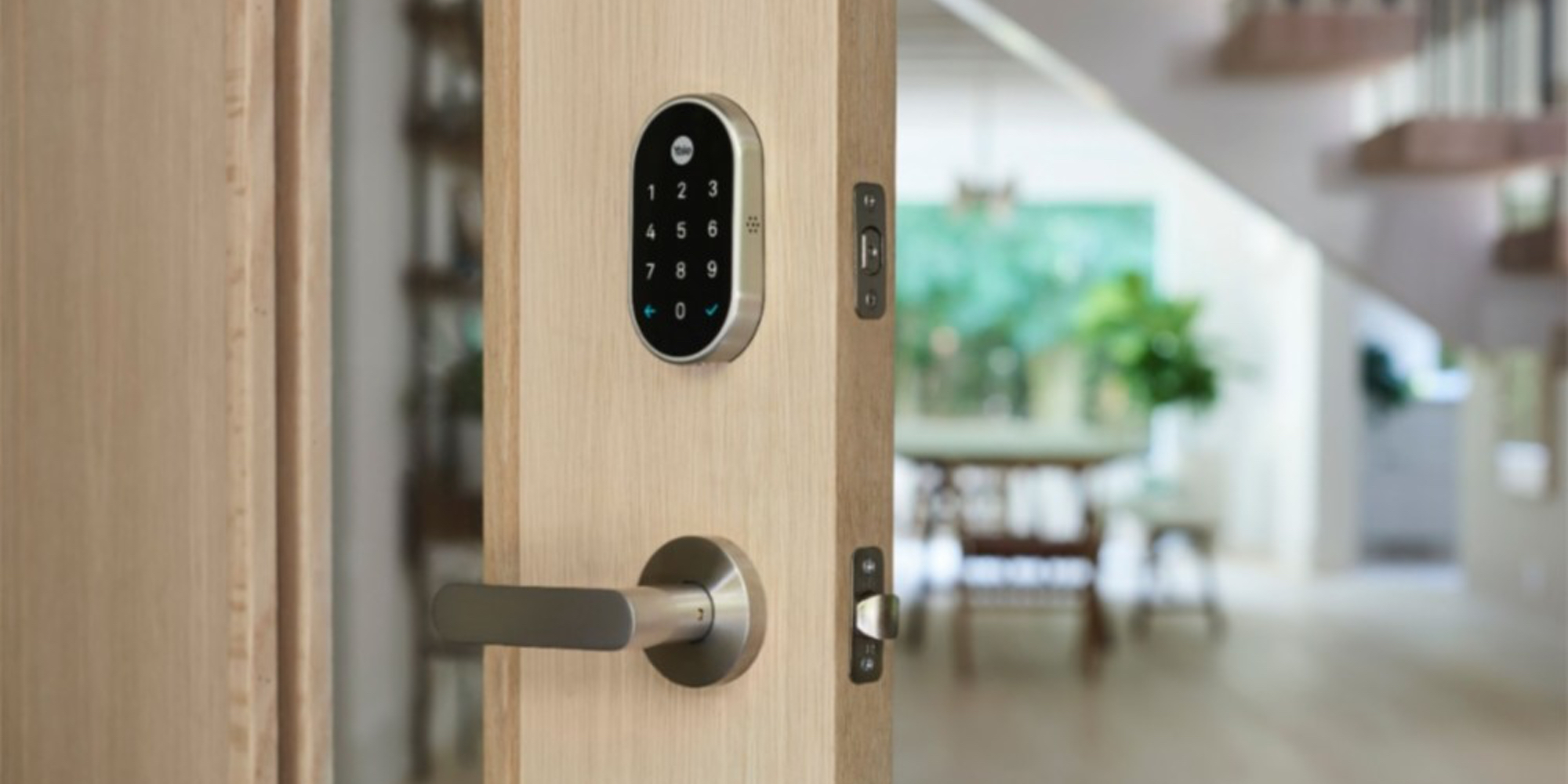 Secure your home w/ the Nest x Yale Smart Lock & Nest Connect for $210 (25% off)