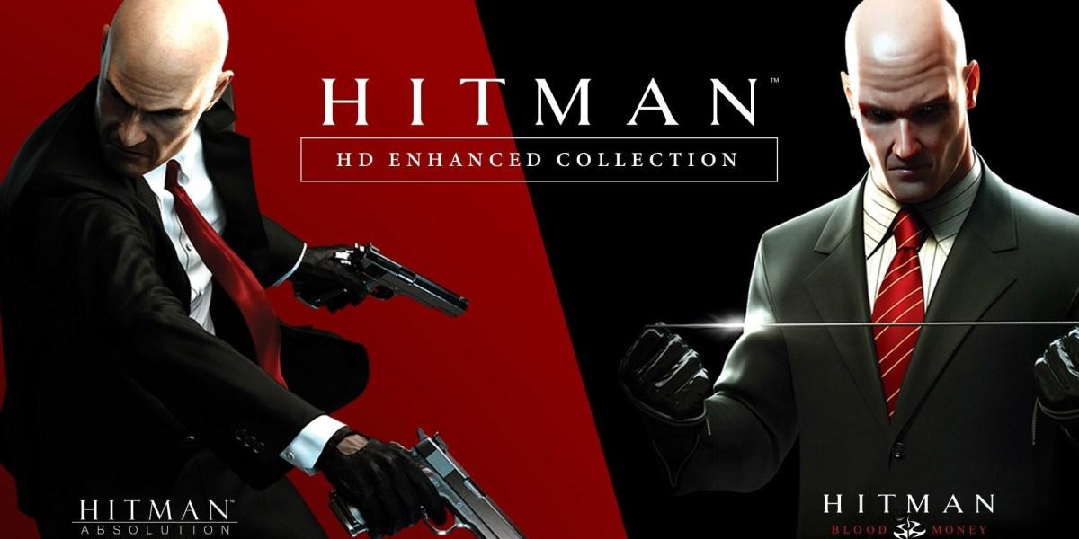 new Hitman HD Collection