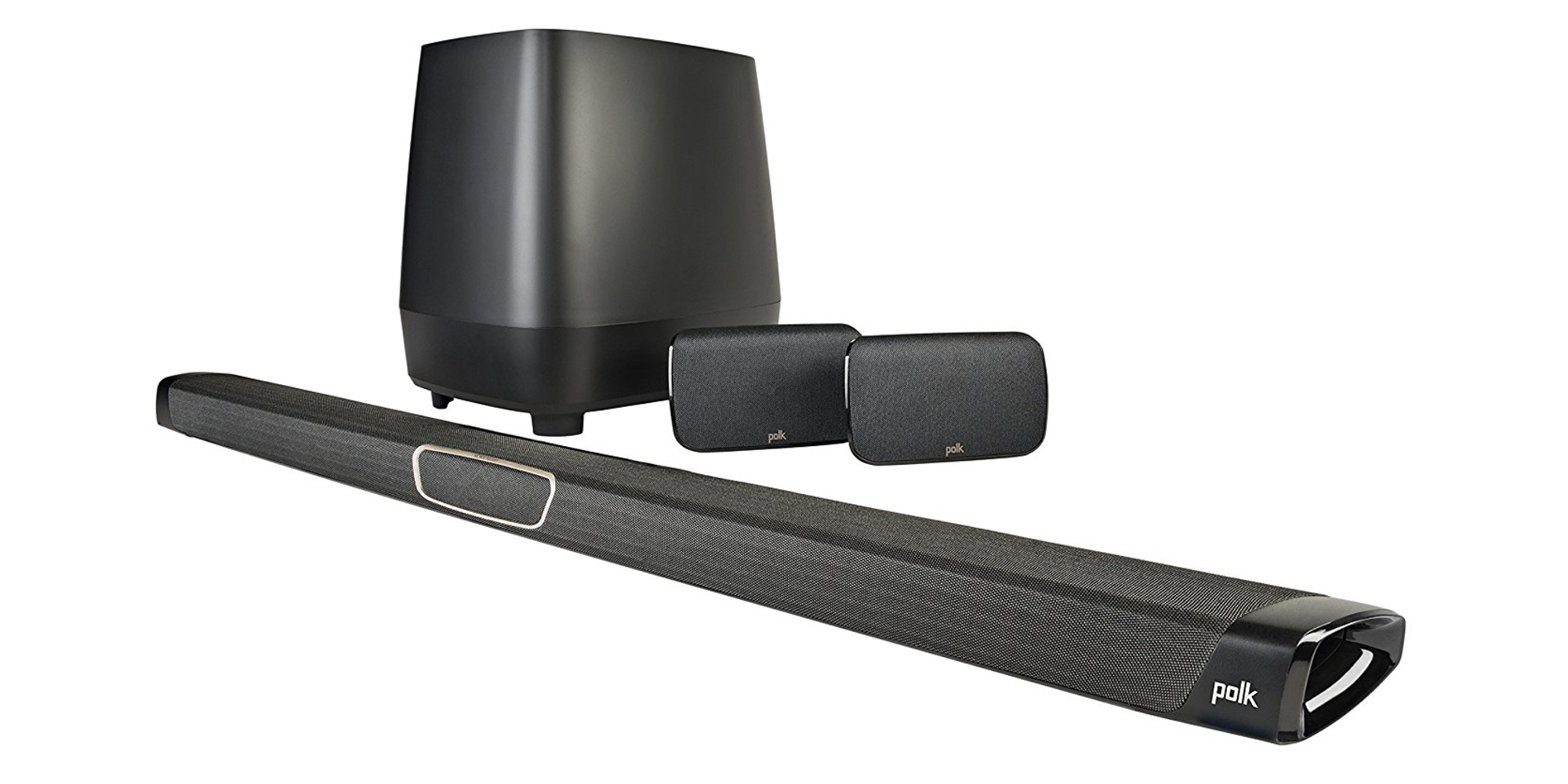 Replace your TV's speakers w/ the Polk MagniFi Max SR Chromecast Soundbar at $413 (Reg. $600)